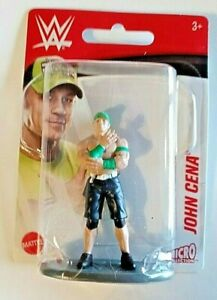 """Mattel  WWE Wrestling John Cena 3"""" Action Figure Micro Collection Toy Brand New"""