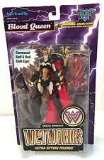 Spawn Wetworks Series 2: BLOOD QUEEN Action Figure 1996 McFarlane Toys MOC~ b