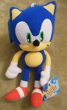 "Sonic the Hedgehog 13"" Plush Stuffed 2018 Edition Authentic SEGA Kids Toy"