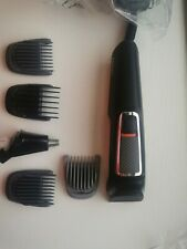 Philips Series 3000 6-in-1 Multi Grooming Kit for Beard and Hair with Nose...