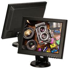 """12"""" pouces HDMI/BNC/AV/VGA Input 4:3/16:9 TFT LCD Moniteur Ordinateur écran d'affichage"""