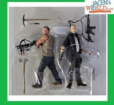 No Box Merle and Daryl Dixon Action Figure McFarlane The Walking Dead TV Set