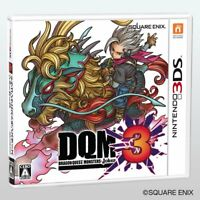 NEW Nintendo 3DS Dragon Quest Monsters Joker 3 JAPAN OFFICIAL IMPORT