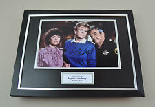 Angela Lansbury Signed Photo Framed 16x12 Murder She Wrote Autograph Display COA