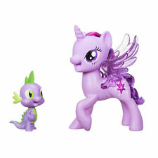 My Little Pony Princess Twilight Sparkle Spike il drago Amicizia DUETTO giocattolo 3+