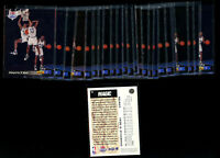 25 Lot 1992-93 Upper Deck Shaquille O'Neal Rookie #1B Trade Card RC UD Shaq
