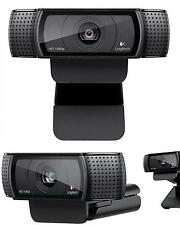 Logitech Hd Pro Webcam C920, 1080P Widescreen Video Calling And Recording-(Certi