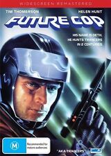 Future Cop (DVD, 2016) AKA TRANCERS, new & sealed, Aussie seller