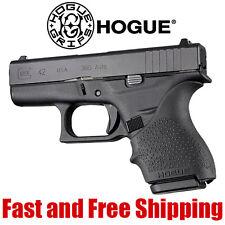 Hogue HANDALL for Glock 42/43 G42 G43 Pistol Beavertail Rubber Grip Sleeve-18200