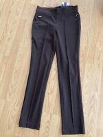 Rafaella Women's Size 4 Dress Slacks ,straight hip, higher rise,classic Fit ,new