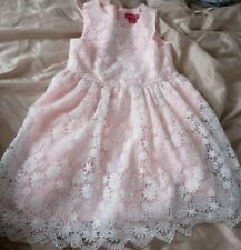 Girls Lacey Dress Age 4-5 Years