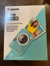 New Canon ivy CLIQ 2 Instant Camera Printer, BRAND NEW SEALED !!!