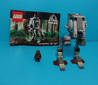 LEGO Star Wars ~ Imperial AT-ST (7127) & Manual