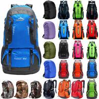Waterproof Hiking Camping School Bag Backpack Outdoor Travel Hiking Rucksack New