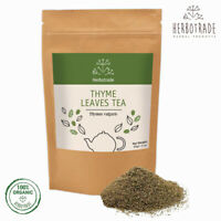 Thyme (Thymus Capitatus) dried leaves tea (loose) 3 oz / 90gr