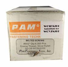 PAM Fastening Tech Belted Screws