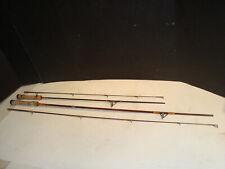 2 Fenwick Fiberglass Custom Made Spining Rod 7 1/2', Other Custom 6' (Fenwick?)