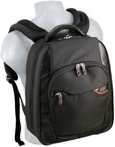 """SAMSONITE PRO-DLX Business Laptop Backpack 15.4"""" Black"""