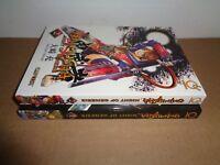 Onimusha: Night of Genesis Vol 1-2 Manga Graphic Novel Book Complete Lot English