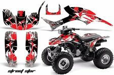 ATV Graphic Kit Quad Decal Wrap For Honda Sportrax TRX300EX 1993-2006 STSTAR RED