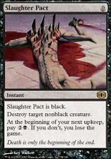 Pacte de tuerie - Slaughter's Pact - Magic Mtg - NM