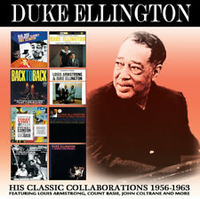 Duke Ellington : His Classic Collaborations 1956-1963 CD Box Set 4 discs (2017)