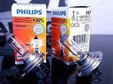 X2 Philips H7 Premium Vision +30% Car Headlight Bulbs 12972PRC1 H7 12V 55W PX26d