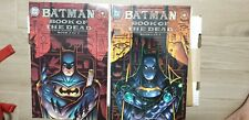 Batman The Book of the Dead Complete 1 and 2 DC Doug Moench