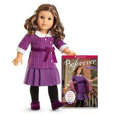 American Girl Doll Rebecca A Beforever + Book - New In Box