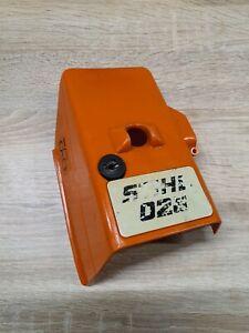 Original Ersatzteil Stihl Motorsäge 026 : Motorhaube