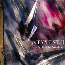 LABYRINTH-6 DAYS TO NOWHERE-CD-progressive-power-vision divine-kamelot-angra