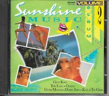 V/A - Sunshine Music Volume 2 CD 14TR (Arcade) 1988 Holland Gipsy Kings Gary Low
