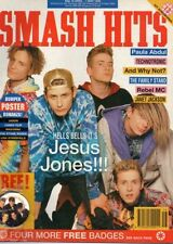 April Smash Hits Music, Dance & Theatre Magazines