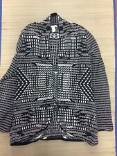 H&M Open Front Cardigan Sweater Size L