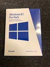 Microsoft Windows 8.1 Pro Pack - Product Key Only