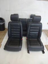 Sitze Innenausstattung Volleder Leder Elektrisch VW TOUAREG 5.0TDI BJ2004 DA116
