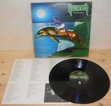 LP NAZARETH The fool circle (Vertigo 80 ITALY) 1st ps hard rock inner VG+