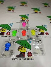A BATHING APE Goods BABY MILO REFLECTIVE KEY CHAIN 6 colors New Free Shipping
