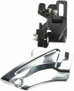 microSHIFT MarvoLT Front Derailleur 9spd Double 42T Max Direct Mount for Shimano
