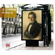 Chopin-Best of 2 CD --- 45 tracks --- NUOVO