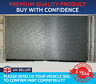 CONDENSER AIR CON RADIATOR TO FIT RENAULT MEGANE MK3 SCENIC MK3 2011 TO 2016