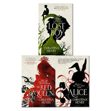 Chronicles of Alice Series Collection Christina Henry 3 Books Set Lost Boy NEW