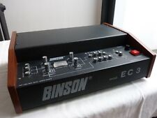 Binson EC3 echo in excellent serviced condition       echorec
