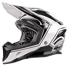ONeal 10Series MX Helm Cahuilla Creek schwarz/weiss S Enduro Motocross Motorrad