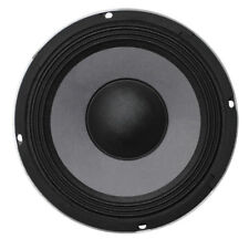 "2x Soundlab L041 20cm 8"" Soundlab PA BASS Altavoz 200mm 8ohm ALTAVOZ GRAVES"