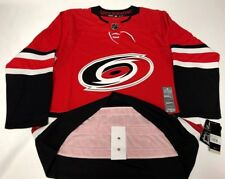 CAROLINA HURRICANES size 56 = XXL - ADIDAS NHL HOCKEY JERSEY Climalite Authentic