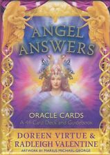 NEW Doreen Virtue Radleigh Valentine Angel Answers Oracle Cards Deck