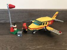 Lego city 7732 avion aéropostal poste