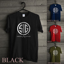 NEW SIG SAUER LEGION SERIES BLACK T SHIRT AVAILABLE SIZE S to 3XL
