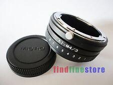 Tilt Nikon AI AI-S F Lens to Micro 4/3 M4/3 adapter E-P1 E-PL2 E-PM1 DMC G1 GF2